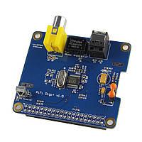 Конкретные системой HiFi системой питания Digi+цифровая Звуковая карта для Raspberry Pi В В+/В+