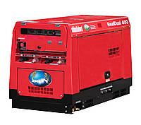 Сварочный двухпостовой агрегат SHINDAIWA DGW400DMK
