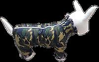 Комбинезон зимний для собаки. Одежда для собак