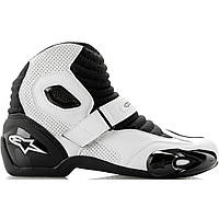 Обувь Alpinestars S-MX 1  white/black, 42