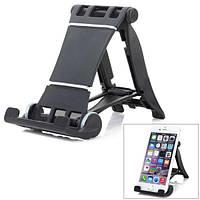 Универсальный 90 вращающийся ABS настольный держатель для сотового телефона iPhone iPad