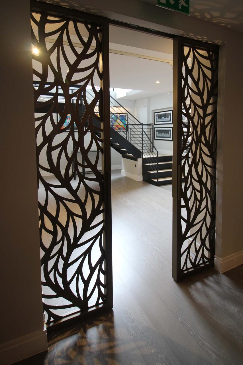 Ажурные перегородки, ширмы, панели для дома и других помещений. Интерьерный декор.
