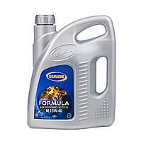 Gemaoil FORMULA М 15W-40 (4л) минеральное моторное масло