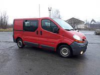 Поступило авто на разборку. Renault Trafic, 2003 года, 1.9