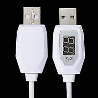 Микро-USB цифровой индикатор USB дата-кабель для мобильного телефона