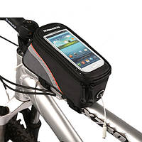 Roswheel 4.8\ 5.5\ прокат сенсорный экран телефона сумка рама труба сумка
