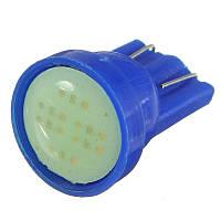 Лед синий 1 LED SMD удара Т10 W5W и Клин бортового автомобиля Лампа