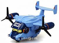 Самолет Кэри Трансформер Robocar Poli (83361)