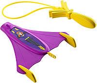 Оружие супер девочки Бэтгёрл. DC Super Hero Girls Slingshot Flying Batgirl, фото 1