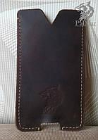 Шкіряний чохол «Dionis» для iPhone 6-6s, Кожаный чехол для iPhone