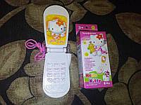 Детский телефон Hello Kitty М 0265