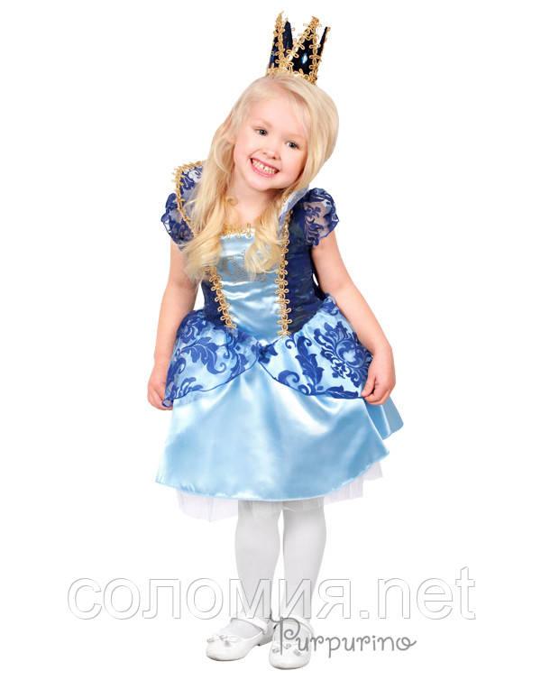 Детский костюм для девочки Королева