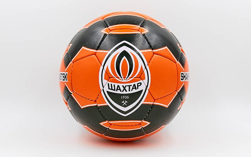 Мяч футбольный № 5 Шахтер Донецк пвх