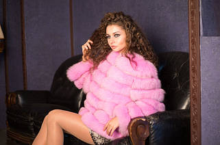 Женские меховые и кожаные изделия