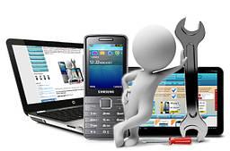 Мобільні телефони, планшети, ноутбуки