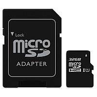 КАРТА ПАМЯТИ MICRO SD 32 GB CLASS 10 + ADAPTER