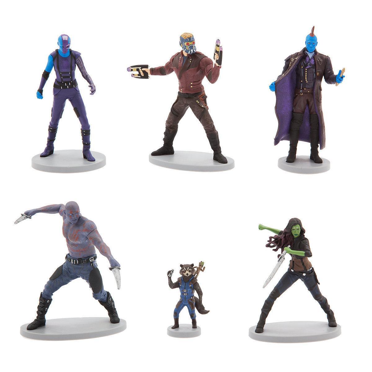 Набор фигурок Стражи Галактики Дисней / Guardians of the Galaxy Play Set Disney