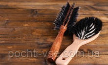 Как почистить щётку для волос?