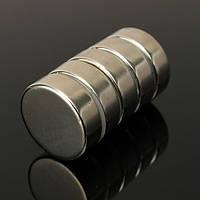 5шт n52 сильные круглые магниты диска редкой земли неодимия 30мм х 10мм