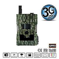 Охотничья 3G камера, фотоловушка с двухсторонней связью BolyGuard MG883G-14mHD