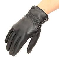 Вождения мотоцикла сенсорный экран вымытые кожаные теплые перчатки