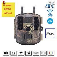 1.Охотничья 3G-камера с отправкой видео HuntCam HC-480GPS