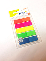 Стикер-закладка пластиковые