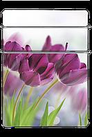Стеклянный полотенцесушитель Hglass Basic GHT 6060 F