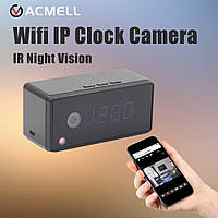 Скрытая WI-FI камера, часы-камера