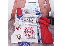 Комплект постельного белья Полуторный Ранфорс 160х220 CLASY ALESTA