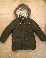 Зимние курточки для мальчиков Carters