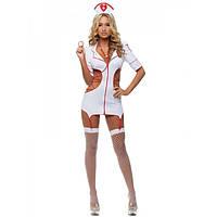 Женский игровой костюм Медсестра  халатик