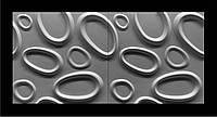 Брызги 3D панели гипсовые