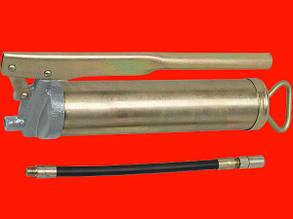 Тавотница со шлангом и трубкой Miol 78-040