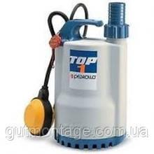Насос для сточных вод Pedrollo TOP-1. Дренажный насос