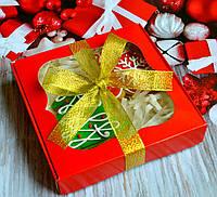 Набор медовых имбирных пряников с ЛОГОТИПОМ к Новому году , фото 1