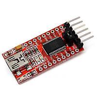 5 штук Geekcreit® FT232RL FTDI USB Для TTL модуль последовательного преобразователя Адаптер для Arduino
