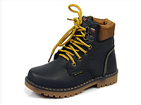 Детские зимние ботинки J&G:B-9557-21,р.27(18 см)