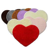 70x80см лохматый сердце коврик коврик для душа ванна ковер для вытирания ног домашнего декора