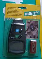 Измеритель влажности древесины, Влагомер Wolfcraft