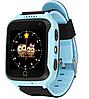 Детские смарт часы-телефон Q528 Y21 с GPS, камерой, фонариком и игрой, фото 3