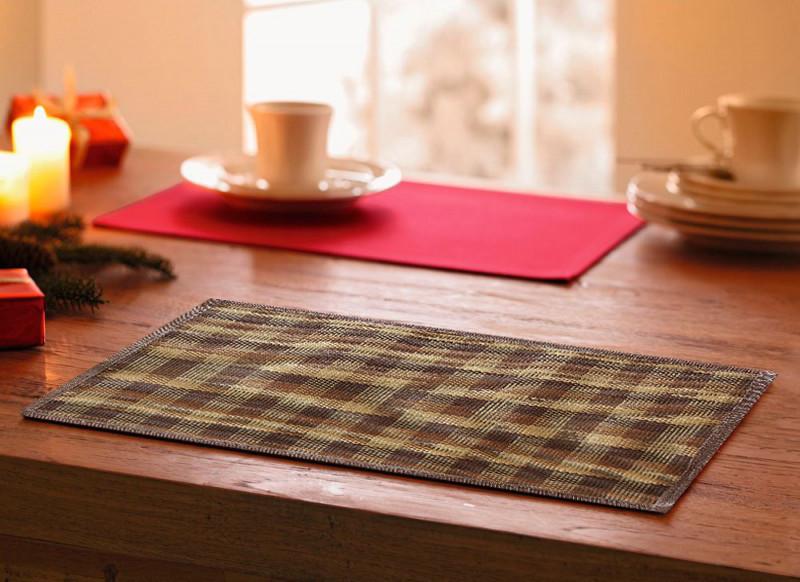 Подложка-салфетка, сет для сервировки стола и украшения интерьера бамбук 30см*45см, серветка кухонна
