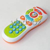 Детский игрушечный пульт игрушка говорящий Remote