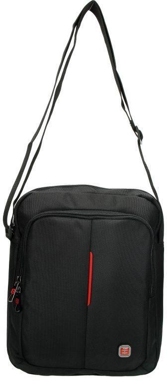 Мужская сумка Enrico Benetti Cornell, Eb47110 001 черный