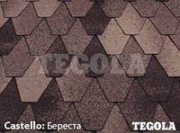 Битумная черепица TEGOLA Castello
