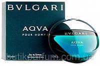Оригинал Bvlgari Aqua pour Homme 50ml edt ( свежий, мужественный, благородный, динамичный, бодрящий)
