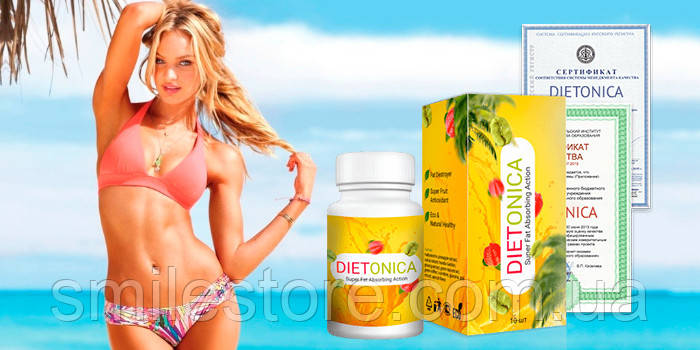 Dietonica - средство для похудения