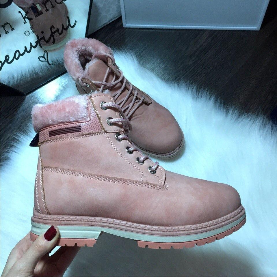 Зимние ботинки женские в стиле Timber, зима 2018, 37 39 40, цена 680 ... 13c044b9db6