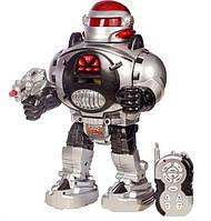 Робот Воин Галактики со световыми эффектами на радиоуправлении