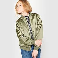 Куртка бомбер детская рост 146, 152, 158 см на 11-14 лет Bnad-450b
